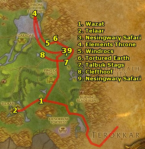 Warlords of Draenor Leveling Guide - MMO-Champion