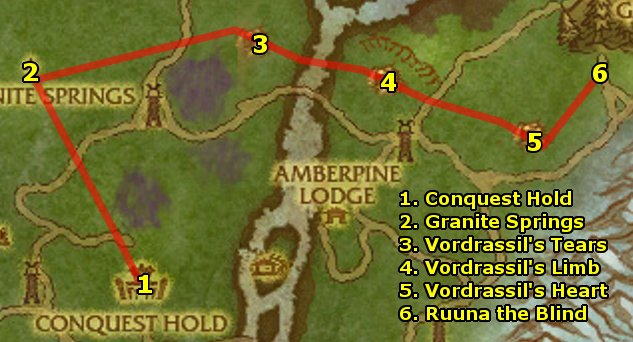 Ring Of Blood Quest In Grizzly Hills